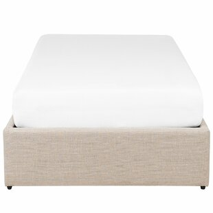Chartion European Upholstered Bed Frame By Bay Isle Home