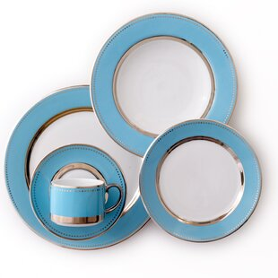 Lauderdale 5 Piece Place Setting, Service for 1