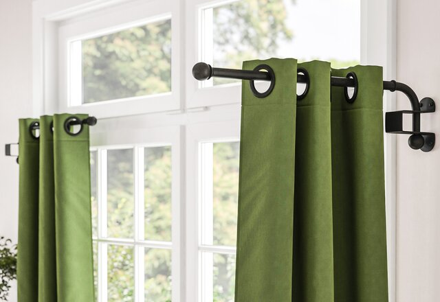 Just for You: Curtain Rods