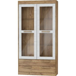 Columbia 2 Doors 2 Drawers China Cabinet Discount
