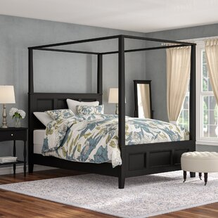 Cusick Canopy 2 Piece Bedroom Set