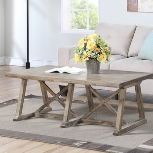 Best Reviews Calena Cross Coffee Table By Ophelia & Co.