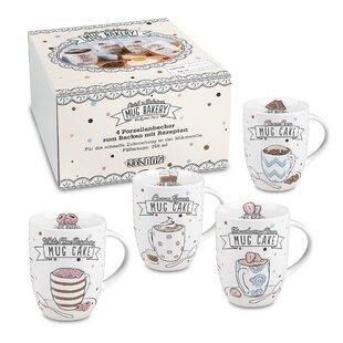 Bakery Mug Set (Set of 4)