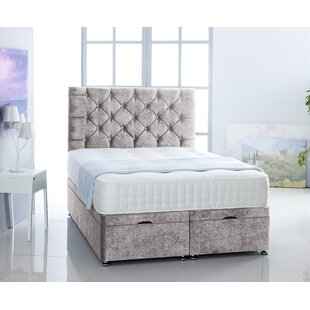 Virginia Upholstered Ottoman Bed By Willa Arlo Interiors