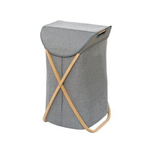 Bolin Bamboo Laundry Bin By Brambly Cottage