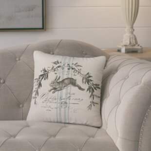 Colette French Farmhouse Throw Pillow