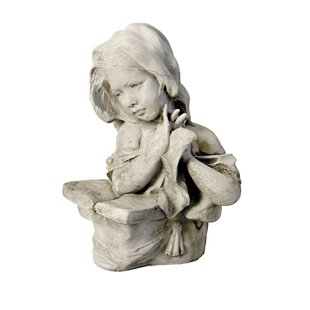 OrlandiStatuary Children Love Story Reader Statue