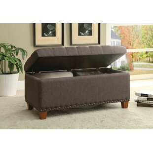 Longfellow Upholstered Storage Bench