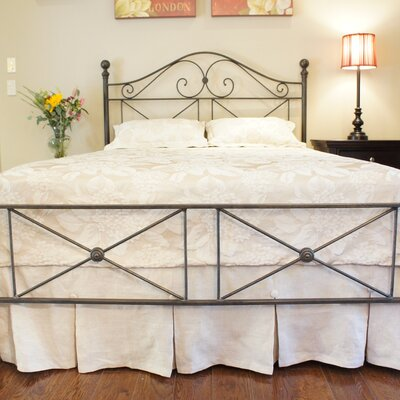 Aptos Panel Bed Benicia Foundry and Iron Works Size: Double