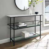 Broward 52 Console Table by Everly Quinn