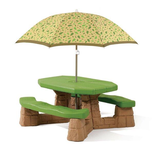 Step2 Naturally Playful Kids Picnic Table U0026 Reviews | Wayfair