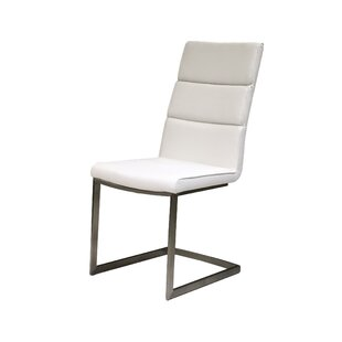 Duomo Upholstered Dining Chair (Set of 2) by Mobital
