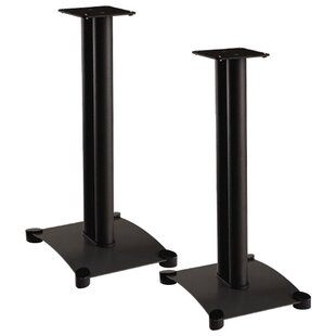Steel 26 Fixed Height Speaker Stand Set of 2 by Symple Stuff