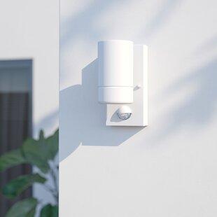 Outdoor Lighting Humble T-sun 12 Led Waterproof Security Lamp For Outdoor Garden Fence Outside Garage Door Tree Wall Light Sensor Courtyard House Lamp