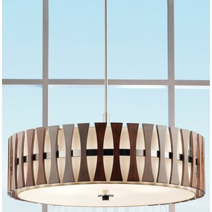 Kichler Cirus 5 Light Drum Pendant