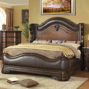 Trevin Upholstered Panel Bed
