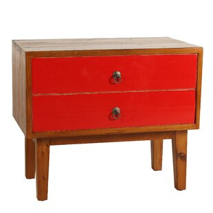 Marina End Table With Storage