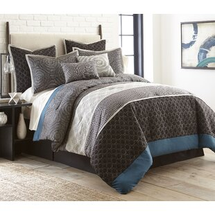 Aster 12 Piece Comforter Set