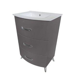 Leleifi 24 Single Bathroom Vanity Set