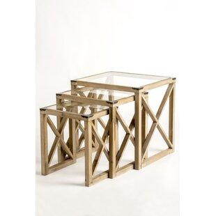Emma 3 Piece Nesting Tables