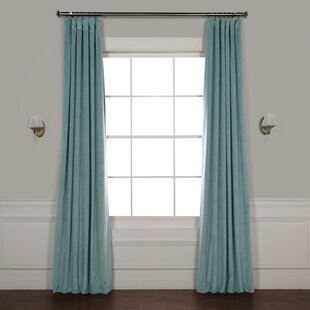 Blue White Blackout Curtains Youll Love Wayfair