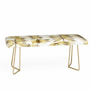 Marta Upholstered Bench by East Urban Home