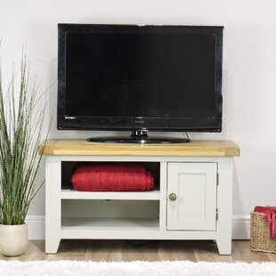 Claire Small Solid Wood TV Stand For TVs Up To 32