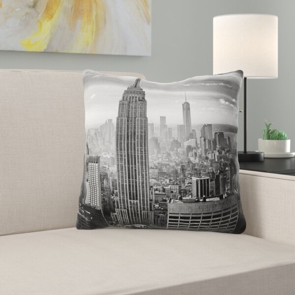 New York City Throw Pillow Wayfair