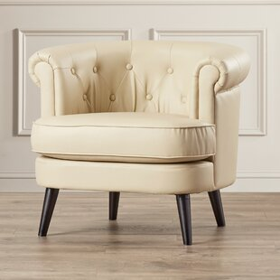 Donlon Barrel Chair by Charlton Home