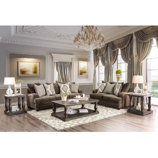 Canora Grey Emsworth Configurable Living Room Set
