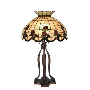 Roseborder 31.5 Table Lamp