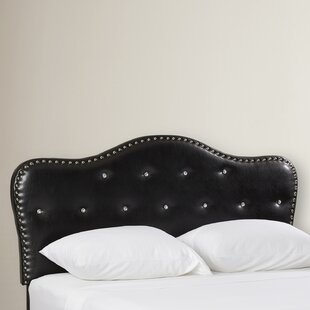 Top Reviews Hambright Upholstered Panel Bed by Darby Home Co