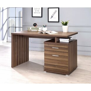 Perna Writing Desk by Union Rustic Herry Up