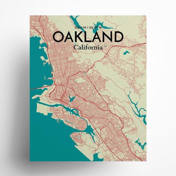 Oakland Wall Art Wayfair