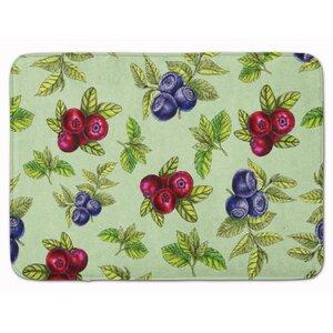 Berries Bath Rug