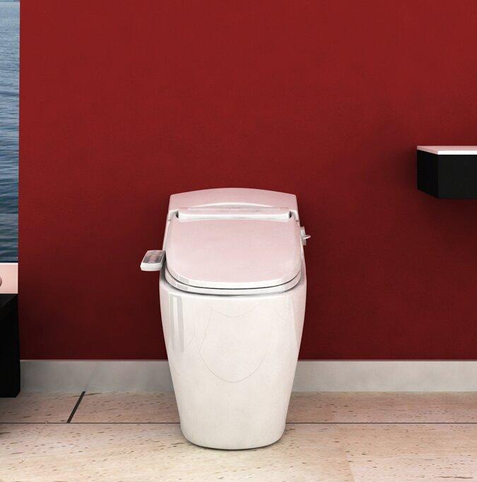 Bio Bidet Prestige Advanced Round Toilet Seat Bidet Reviews Wayfair