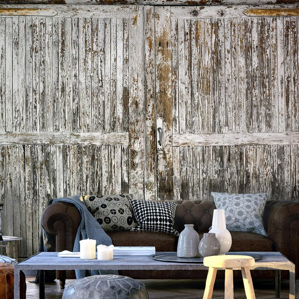 & Artgeist The Whispering Door 2.10m x 300cm Wallpaper | Wayfair.co.uk
