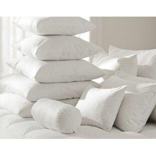 White Pillow Insert Set Of 2
