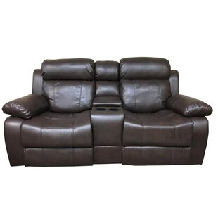 Taveras Reclining Loveseat by Latitude Run