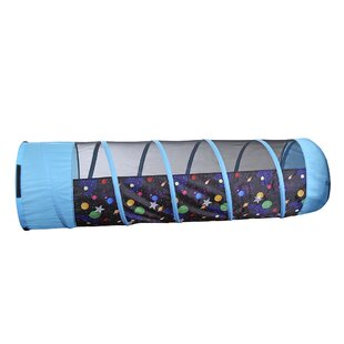 Galaxy Glow in The Dark Stars Play Tunnel By Pacific Play Tents