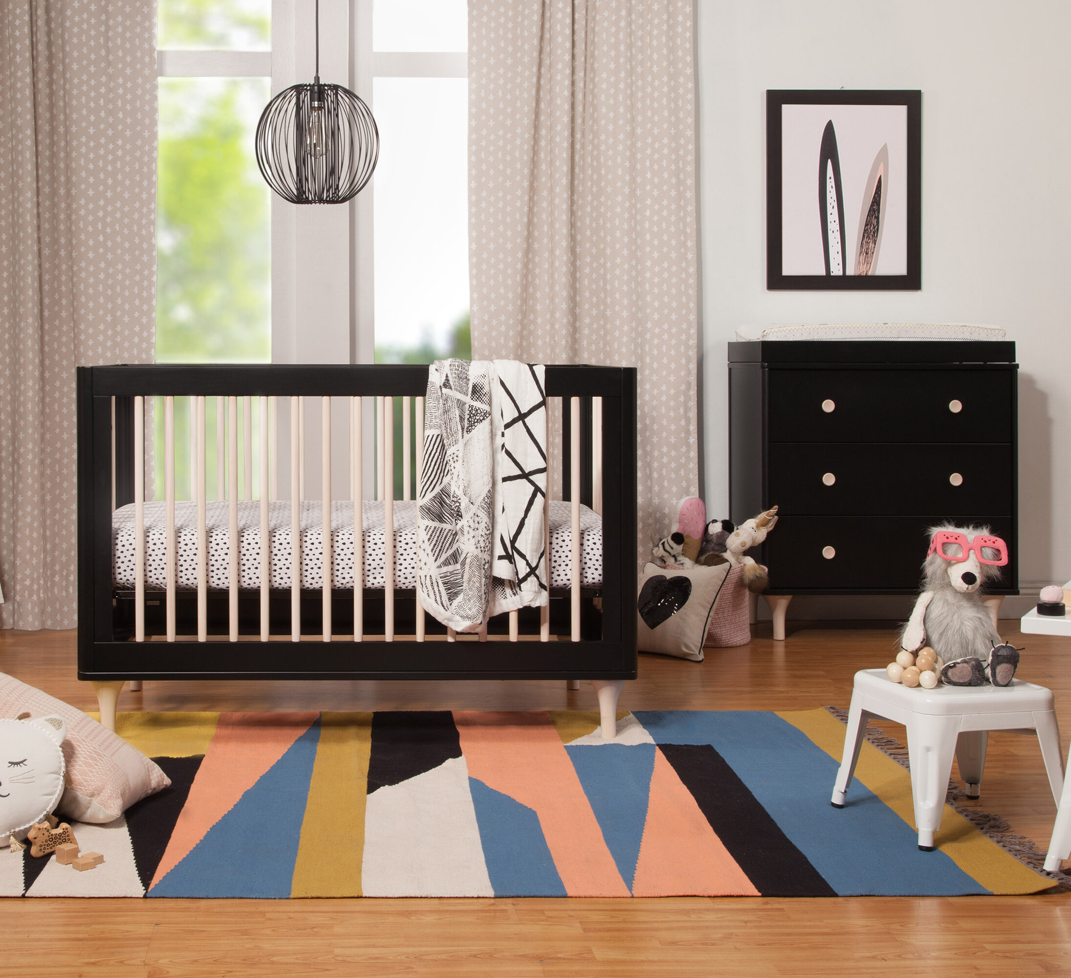 Standard Crib Nursery Furniture