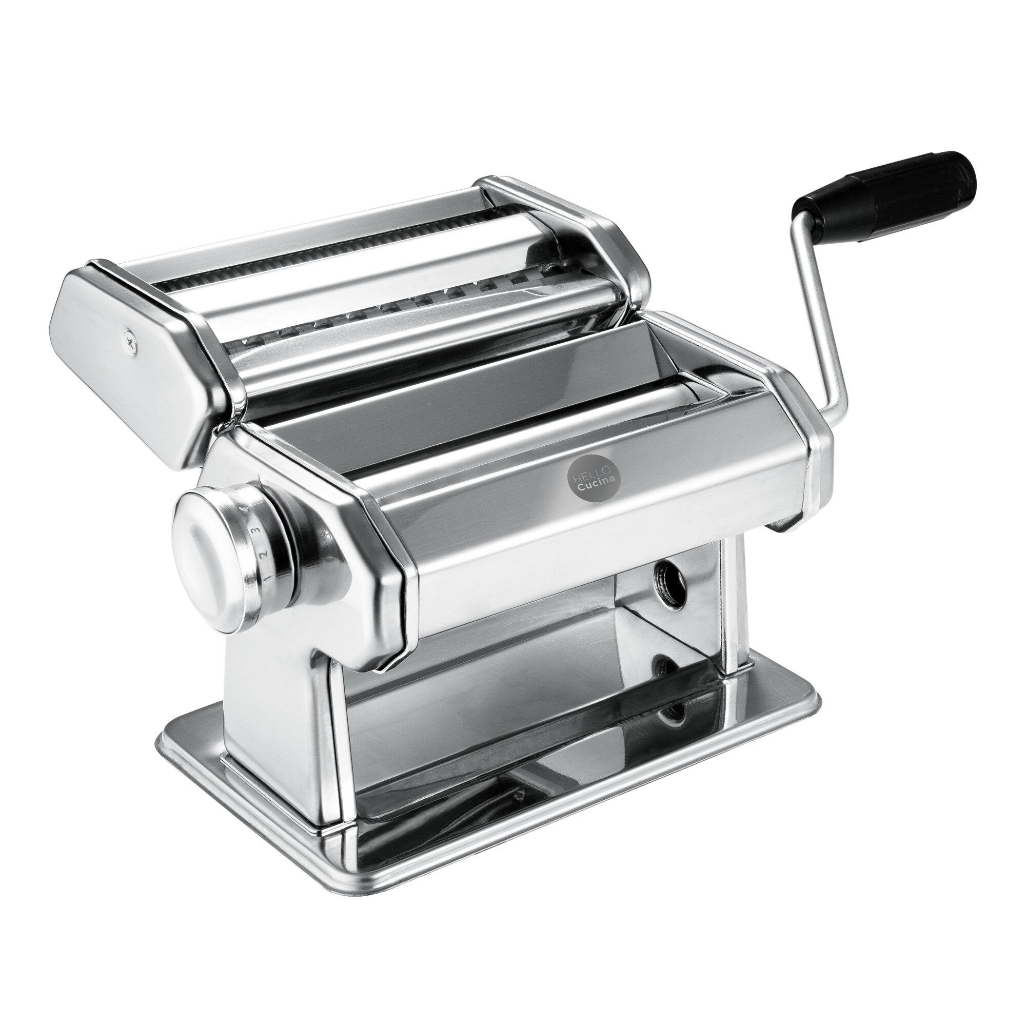Hello Cucina Manual Pasta Maker Reviews Wayfair