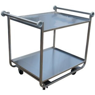 Utility Bar Cart by IMC Teddy
