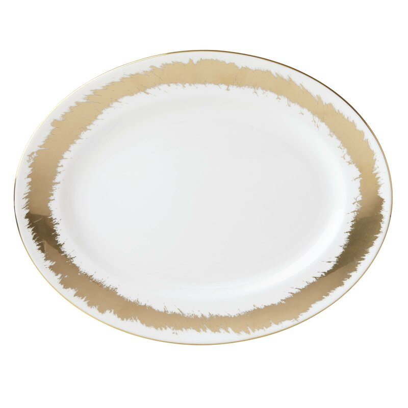 Lenox Casual Radiance Oval Platter Wayfair