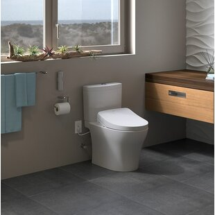 Toto Aquia® IV Dual-Flush Elongated Two-..