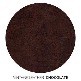 Austin Vintage Leather Sleeper Sofa