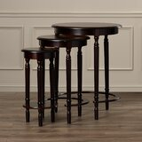 Wythinghall 3 Piece Nesting Tables by Alcott Hill®