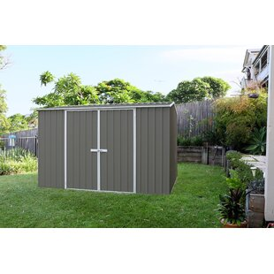 Premier 10' X 10'  Metal Traditional Storage Shed By Absco