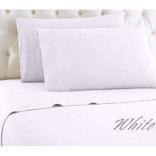 Almus 1000 Thread Count Solid Color 100% Egyptian-Quality Cotton Sheet Set