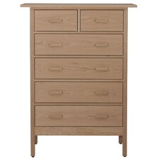 Smith 6 Drawer Chest by Urbangreen Furniture